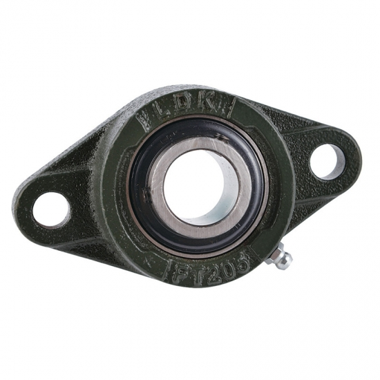 2-Bolt  Flange Mounted Bearings