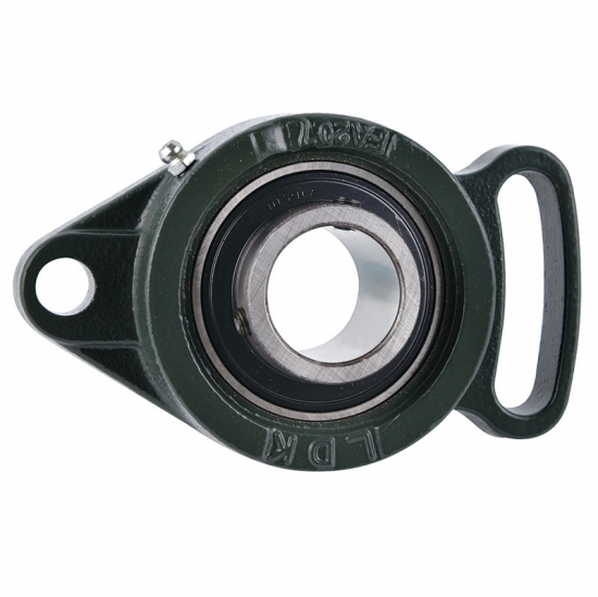 Adjustable Flange Bearing Housing